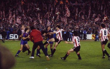 La final de 1984 la ganó el Athletic de Bilbao
