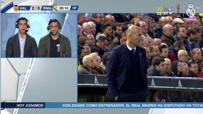 El gozo en un pozo en Real Madrid TV