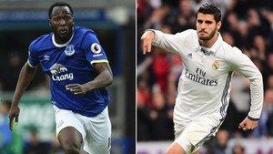 Lukaku y Morata, los pretendidos por el Chelsea