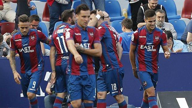 Video resumen: Levante - Girona (2-0) - Liga 1|2|3 - Jornada 38