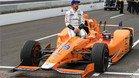 Fernando Alonso es una de las atracciones de las 500 millas de Indianápolis