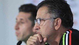 Osorio, seleccionador de México