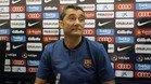 Valverde analiza el Barça-Madrid de la final de la Supercopa de España