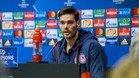 Alberto Botía se reencontrará con su pasado azulgrana como jugador del Olympiacos