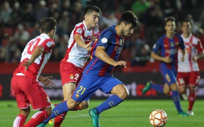 Andr� Gomes no tuvo su noche en Tarragona