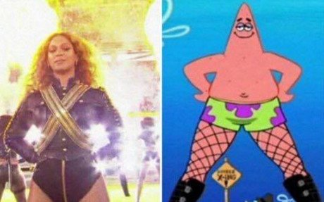 Beyonce, protagonista de los mejores memes