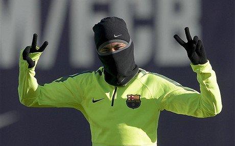 Este viernes se puede desvelar si Neymar est� en condiciones de jugar el Bar�a-C�rdoba