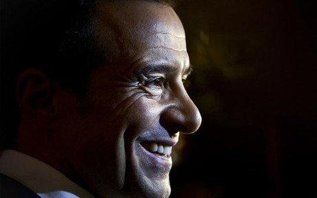 Jorge Mendes es una de las personalidades con m�s influencia en el f�tbol mundial de primer nivel