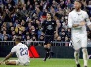 Joselu silenció el Bernabéu antes de que apareciera Ramos