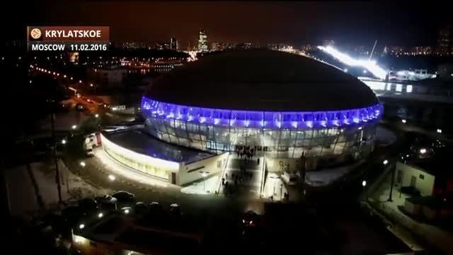 El Madrid super� al Khimki en Mosc�