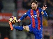 Messi abrió el marcador tras una gran asistencia de Mascherano