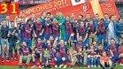 La prensa de Madrid se rinde al Barça