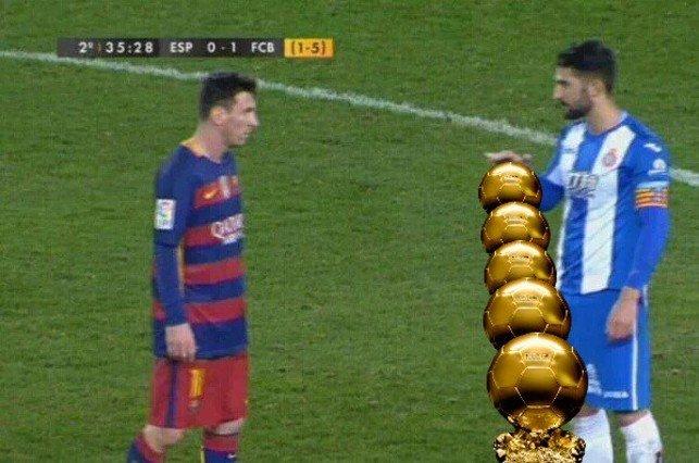 Los mejores tweets y memes del Espanyol - Bar�a