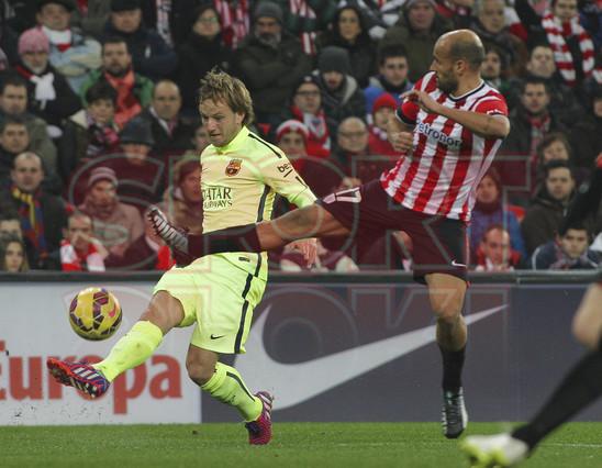 صور : مباراة أتليتيكو بلباو - برشلونة  2-5 ( 08-02-2015 ) 1423435823610