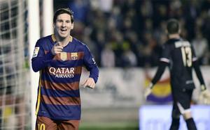 Messi quiere seguir disfrutando muchos años en el Barcelona