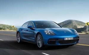 Porsche Panamera: Un deportivo entre berlinas de lujo