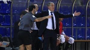 Andreu Plaza estaba contento por haber conseguido ser cabeza de serie