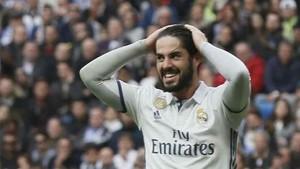 Isco quiere dejar el Real Madrid