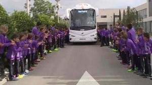 La cantera del Real Madrid despidió a sus estrellas