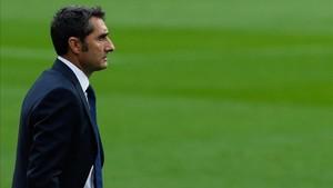 Ernesto Valverde tiene a todo el mundo rendido a sus pies en el FC Barcelona
