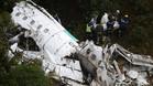 El accidente de avión de la expedición del Chapecoense provocó 71 fallecimientos