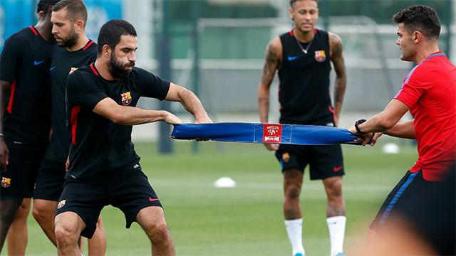 Arda quiere seguir en el Barça