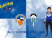 El cartel de la quedada de Pokemonos del s�bado en Sabadell