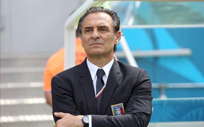 Cesare Prandelli llev� a Italia a la final de la Euro 2012