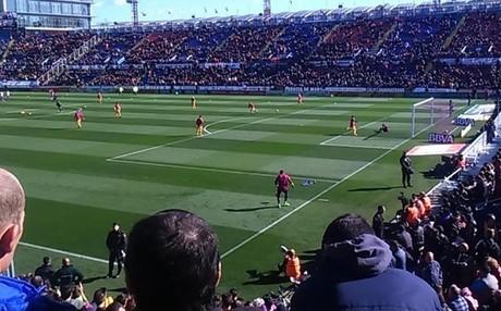 El Ciutat de Valencia estaba lleno