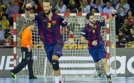 El Barça, líder con mayúsculas