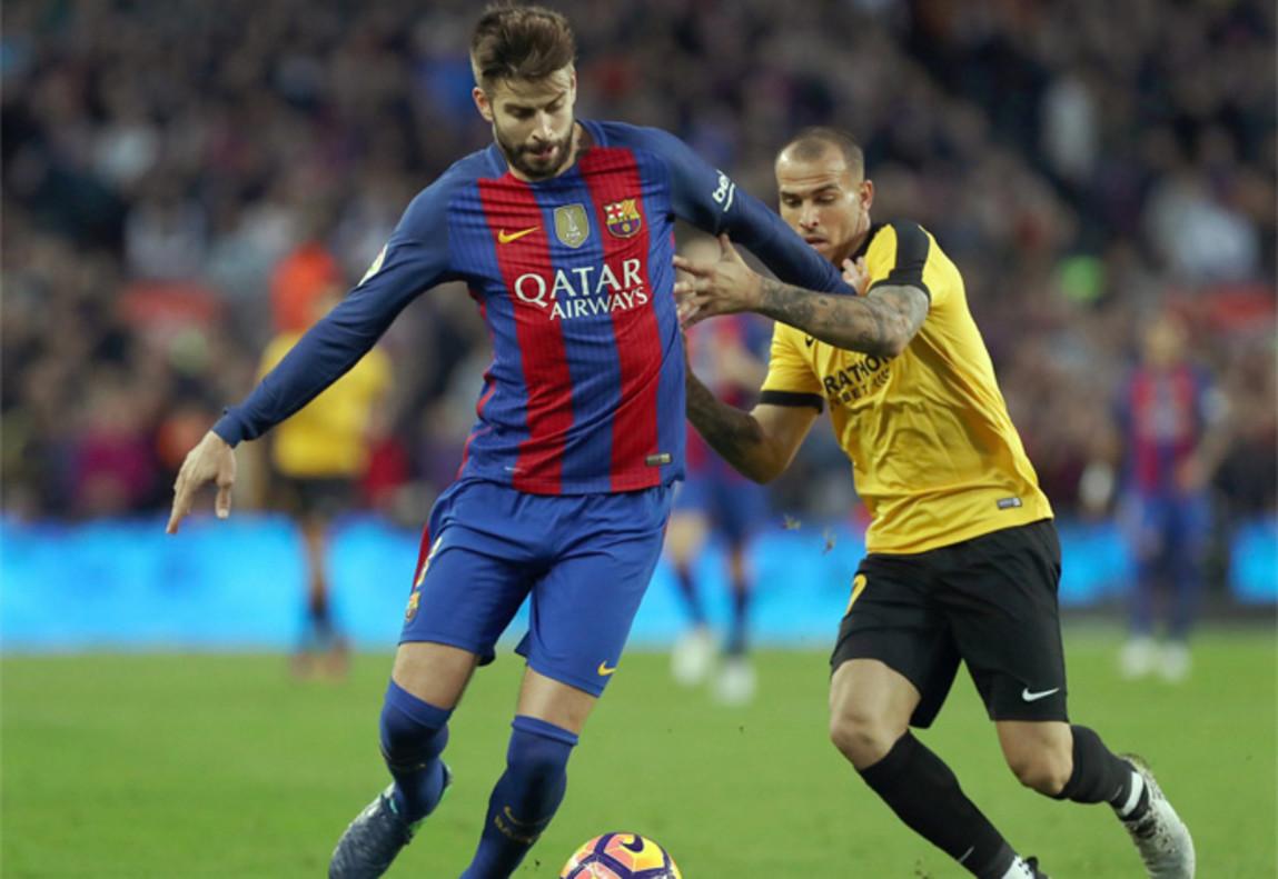 Sin Leo Messi, el Barça olvida cómo ganar
