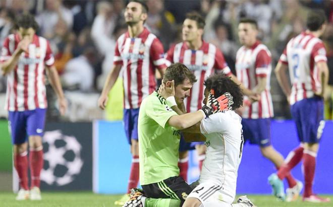 Hace dos a�os la final se decant� del lado del Real Madrid