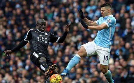 El Kun Ag�ero es la indiscutible figura del Manchester City