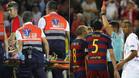 Los lesionados y sancionados de la jornada 2 de la Liga Santander