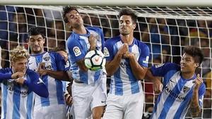 El Málaga quiere fortificarse en La Rosaleda