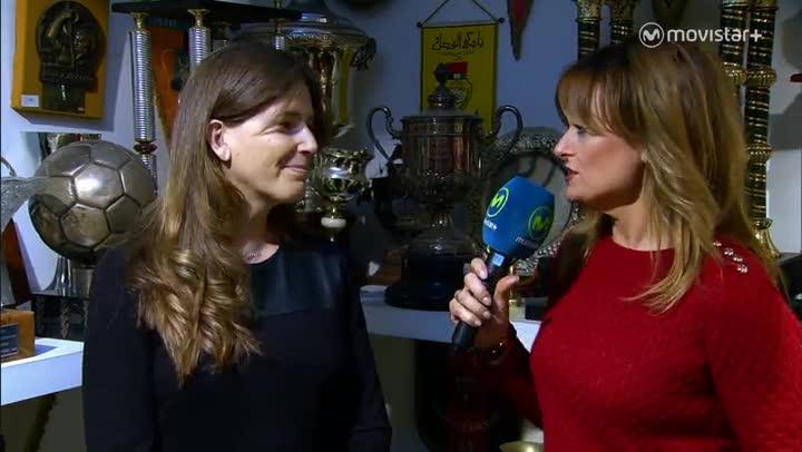 """Susana Monje: """"Ser� un verano movido"""""""