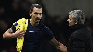 Mourinho confirma el regreso de Ibrahimovic