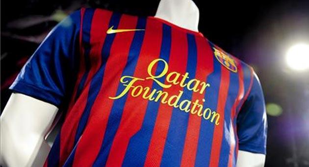 As� es la nueva equipaci�n del FC Barcelona