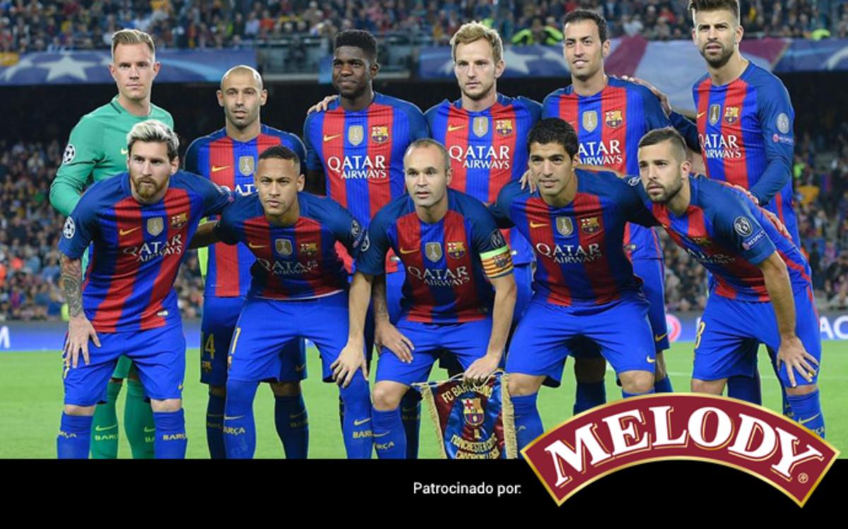 El 1x1 del FC Barcelona