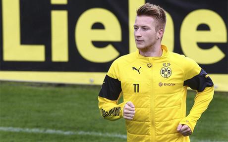 Reus acabar� dejando con toda probabilidad el Borussia Dortmund