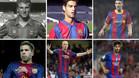 Los �ltimos traspasos entre el Valencia y el FC Barcelona
