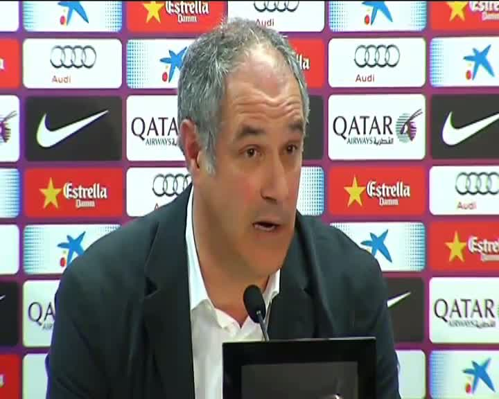 Zubizarreta justific� sus decisiones