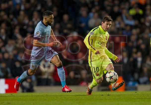 صور : مباراة مانشستر سيتي - برشلونة 1-2 ( 24-02-2015 )  1424816398820