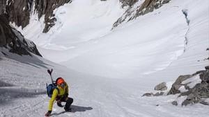 Segundo intento de Kilian Jornet de coronar el Everest