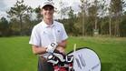 Jordi García Pinto, bien posicionado en el Kenya Open