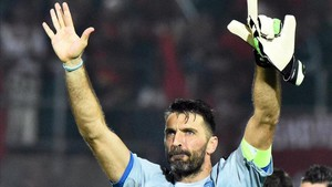 Buffon sigue en la élite mundial a sus 39 años