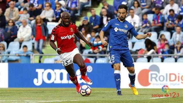 Video resumen Getafe - Nàstic (1-1). Jornada 35, Liga 1|2|3 2016-17