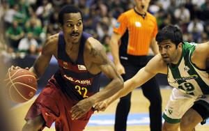 Renfroe brilló en Sevilla con 14 puntos