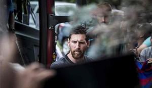 Leo Messi se encuentra con el Barça en Estados Unidos