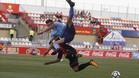 En el Reus-Girona no hubo goles, pero tuvo ritmo